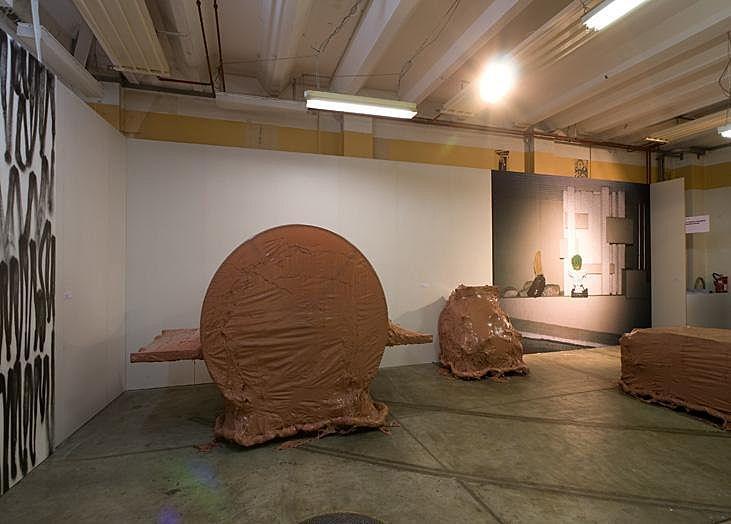 Amadio Anna Ausstellungsansicht Liste 08 2008