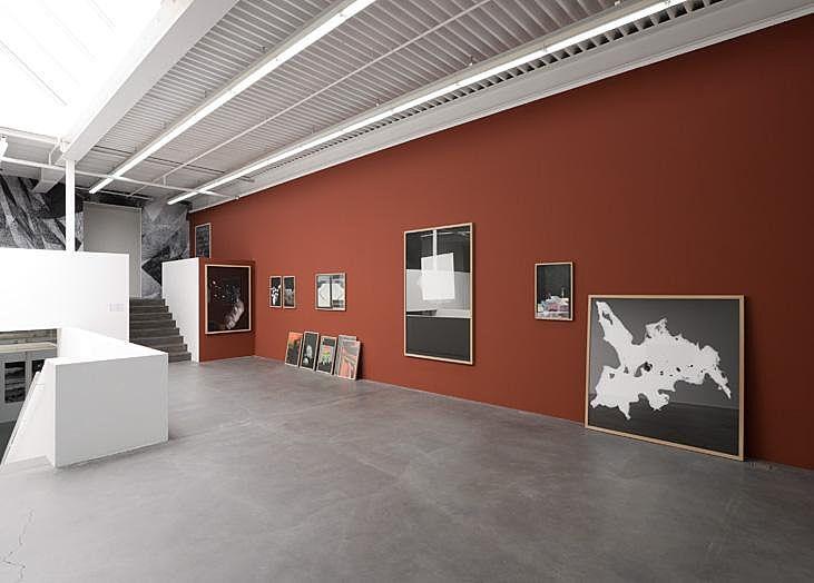 Marti Fabian Ausstellungsansicht 2008 3