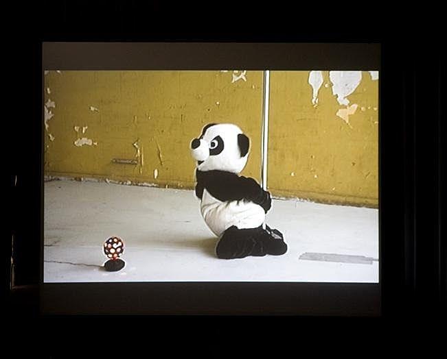 Pong Elodie Ausstellungsansicht Liste 08 2008