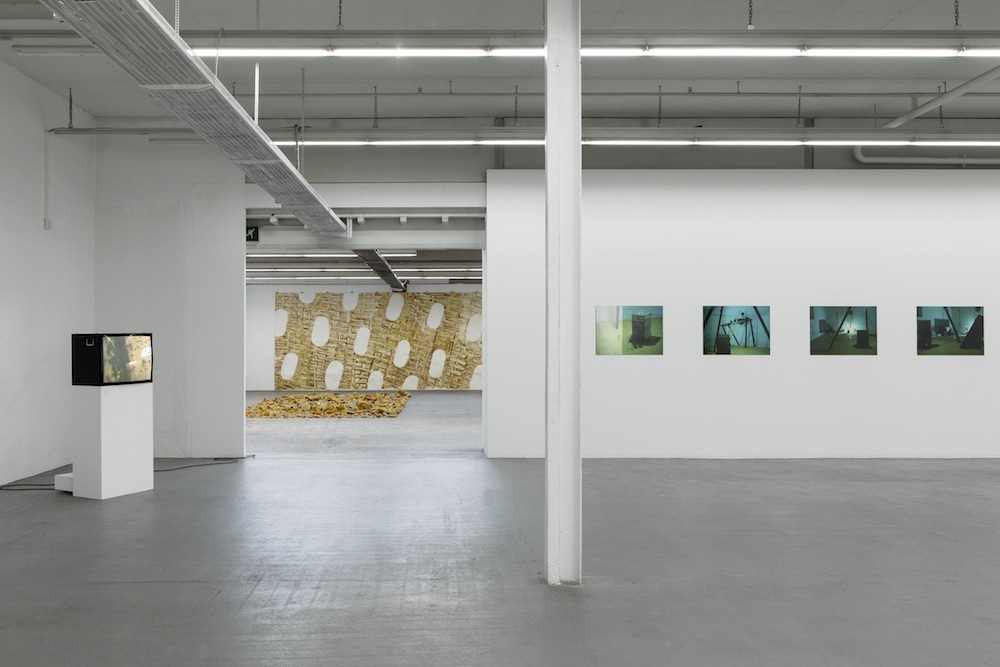 Beehave, Installation View: Kunsthaus Baselland 2018, Foto: Gina Folly